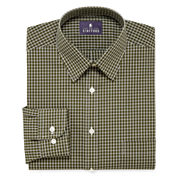Stafford® Long-Sleeve Travel Performance Dress Shirt