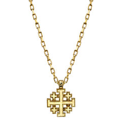 Symbols Of Faith Religious Jewelry Womens Pendant Necklace