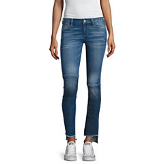 Arizona Skinny Jeans-Juniors