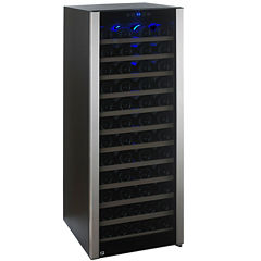 Wine Enthusiast® 80-Bottle Evolution Series Wine Refrigerator