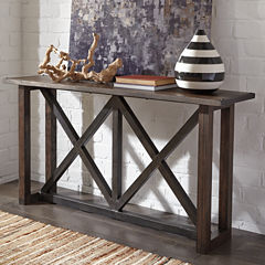 Signature Design by Ashley® Zenfield Sofa Table