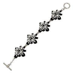 Mixit Womens 7 1/2 Inch Link Bracelet