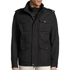 Dockers®  Wool Military Jacket