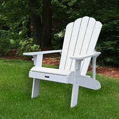 Island Retreat Adirondack Chair - White