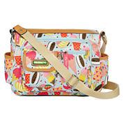Lily Bloom Mid Crossbody Pocket Hobo Bag