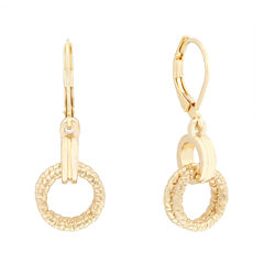 Monet® Gold-Tone Drop Earrings
