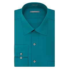Van Heusen® Lux Sateen Long-Sleeve No-Iron Dress Shirt - Big & Tall