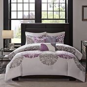 Madison Park Forbes 6-pc. Duvet Cover Set