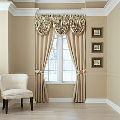 Croscill Classics Daphne Rod-Pocket Curtain Panel