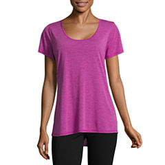 SJB Active Short Sleeve V Neck T-Shirt-Womens