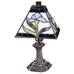 Dale Tiffany™ Lily Tiffany Accent Lamp