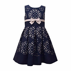Bonnie Jean Sleeveless Party Dress - Big Kid Girls