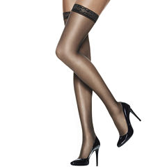 Hanes® Silk Reflections® Silky Sheer Thigh-High Hosiery