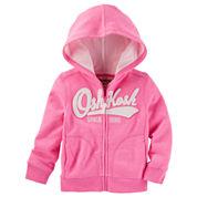 Oshkosh Girls Hoodie-Toddler