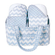 Trend Lab® Sky 5-pc. Baby Bath Gift Set