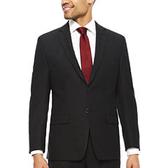 Collection by Michael Strahan Black Check Suit- Classic Fit