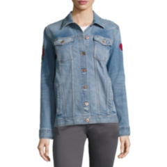 Denim Jackets Under $10 for Clearance - JCPenney
