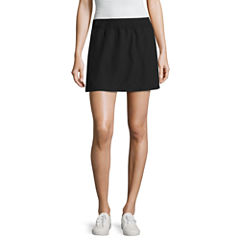 Us Polo Assn. Solid Knit Skorts