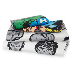 Marvel® Comics Avengers® Sheet Set