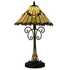 Dale Tiffany™  LED Jerome Table Lamp