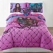 Disney® Descendants Reversible Twin/Full Comforter & Accessories