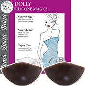 Brazabra Silicone Dolly Pads