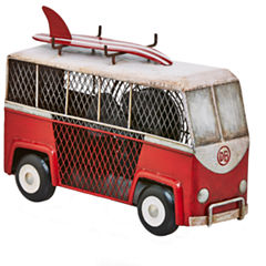 DecoBreeze™ Surf Van Figurine Fan