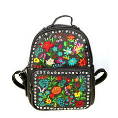 Montana West Chloe Embroidered Backpack