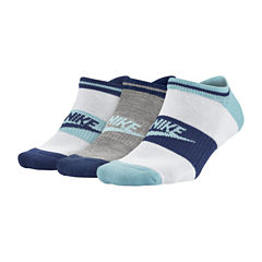 Nike 3-pc. No Show Socks