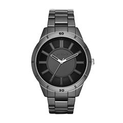 Arizona Mens Black Bracelet Watch
