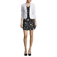 Decree® Blazer or Popover Dress