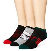 Star Wars® 3-pk. Athletic Low-Cut Socks
