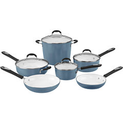 Cuisinart® Elements 10-pc. Ceramic Cookware Set