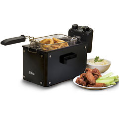 Elite Deep Fryer with Glass Exterior