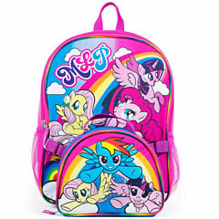MY LITTLE PONY BACKPACK AND LUNCH TOTE SET