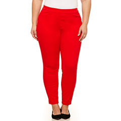 Arizona Jeggings-Juniors Plus