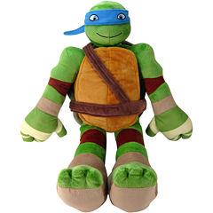 nickelodeon Teenage Mutant Ninja Turtles Leonardo Pillow Buddy