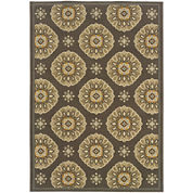 Covington Home Sand Dollar Indoor/Outdoor Rectangular Rug