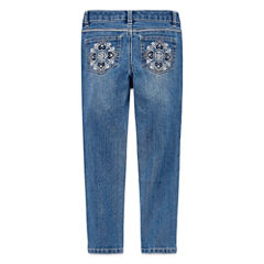 Arizona Skinny Fit Jean Toddler Girls