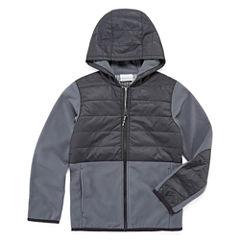 Columbia® Warmer Days Long-Sleeve Hoodie - Big Kid