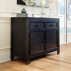 Signature Design by Ashley® Gavelston Accent Cabinet