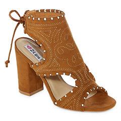 2 Lips Too Mika Womens Heeled Sandals