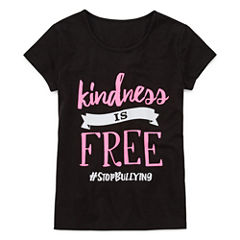 City Streets Anti-Bully Tee - Girls' 4-16 and Plus