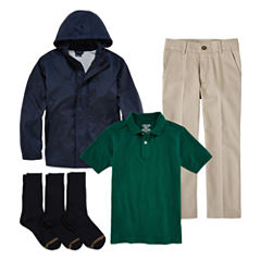 Boys School Uniform Outfit - Boys 4-7