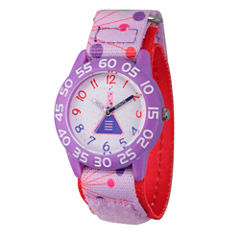 Discovery Kids® Pink Beaker Watch