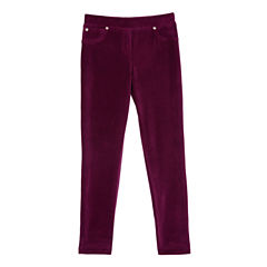 by&by Corduroy Slim-Fit Pull-On Pants - Girls 7-16