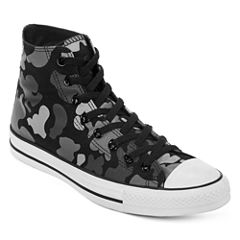 Converse® Chuck Taylor All Star High-Top Camouflage Mens Sneakers