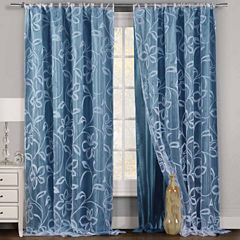 Duck River Pennie 2-Pack Curtain Panel