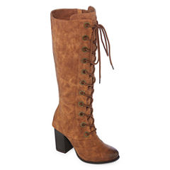 2 Lips Too Loaded Womens Dress Boots