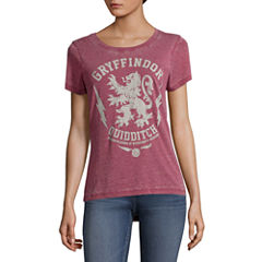 Harry Potter Graphic T-Shirt- Juniors